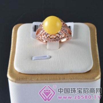 恩威珠宝-琥珀戒指02