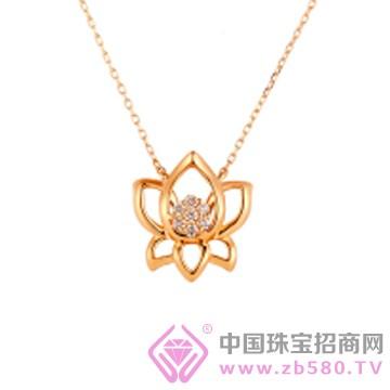 莲七珠宝-钻石吊坠01