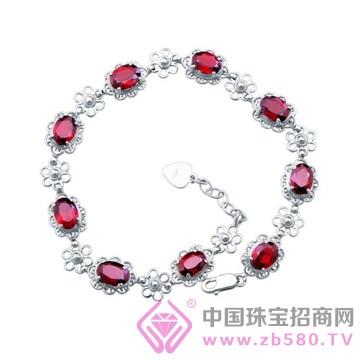 彩度珠宝-宝石手链04
