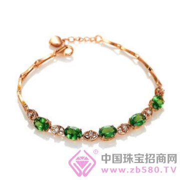 彩度珠宝-宝石手链05