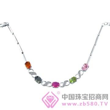 彩度珠宝-宝石手链06