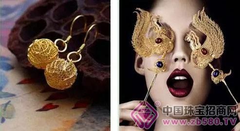 传统纹样在珠宝设计中的运用