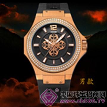 芬陀华-降魔杵(十字金刚杵)-手表