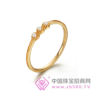 范琦珠宝-天堂之恋戒指