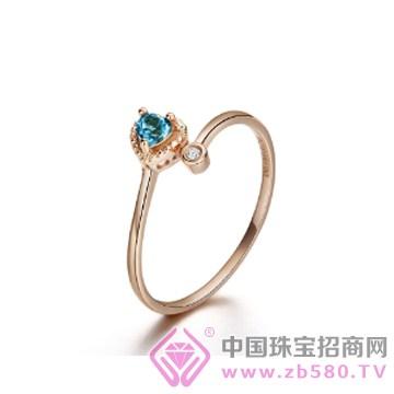 范琦珠宝-心晴戒指