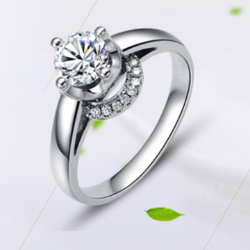 非尚珠宝-高贵典雅系列戒指