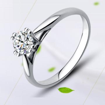 非尚珠宝-经典永恒系列戒指