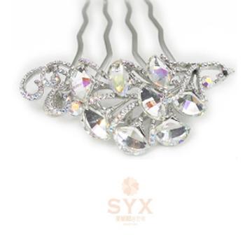圣研熙-水晶时尚发饰