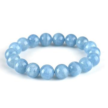 上好珠宝-海蓝宝手链