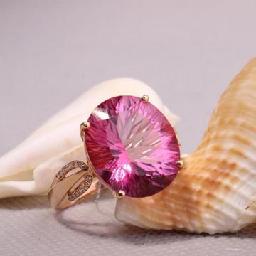 上好珠宝-托帕石戒指