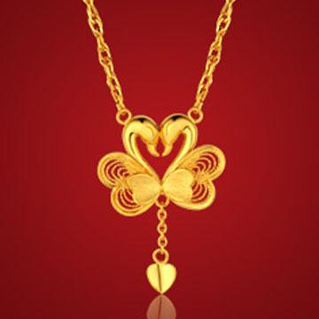 金龙珠宝--心心相扣