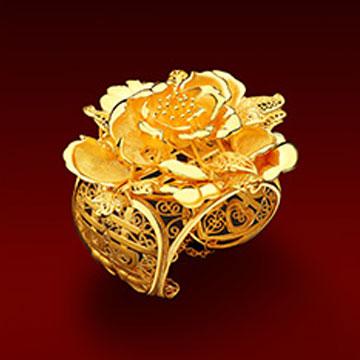 金龙珠宝--富贵花开