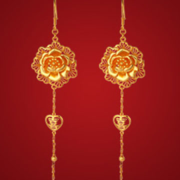 金龙珠宝--双喜临门