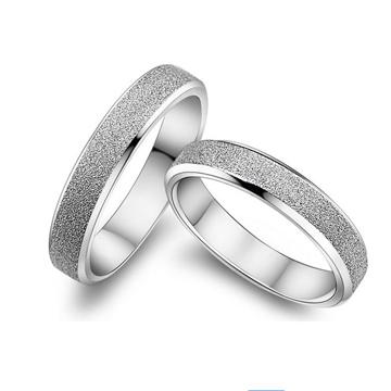 嘉尼银饰-情侣戒指
