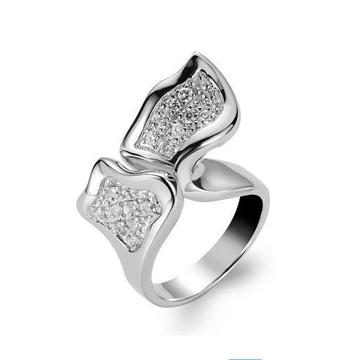 嘉尼银饰-时尚银饰戒指