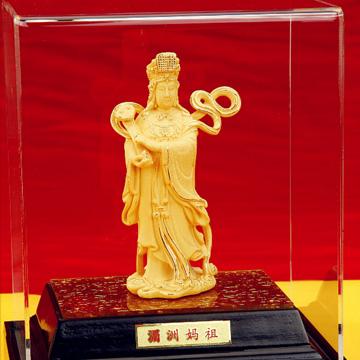 泉聚工艺品-湄洲妈祖