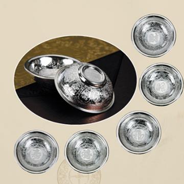 泉聚工艺品-福禄寿碗