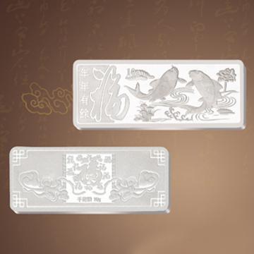 泉聚工艺品-银条