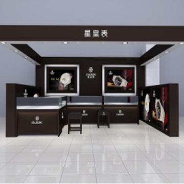 品诚-商场星皇表手表展示柜台