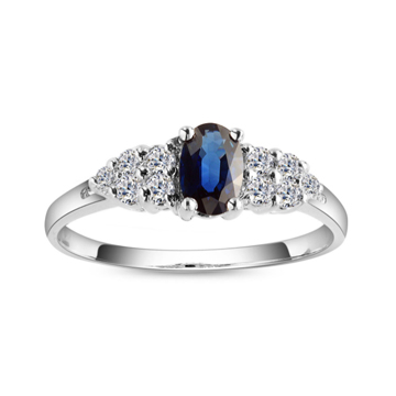 甄彩珠宝-魔力十足宝石戒指