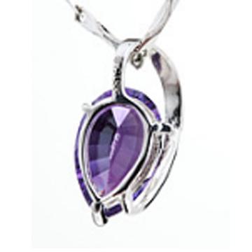 东升珠宝-紫水晶吊坠