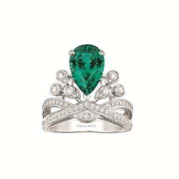 芭莎珠宝宝石戒指