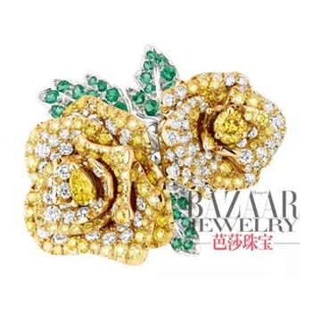 芭莎珠宝迪奥-Rose-Dior-Bagatelle
