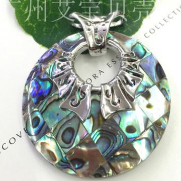 艾宝饰品-民族风怀古镂空形状包铜