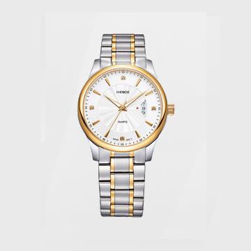 威得钢带手表WG-93005