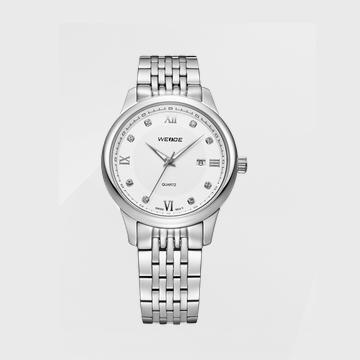 威得钢带手表WG-93006