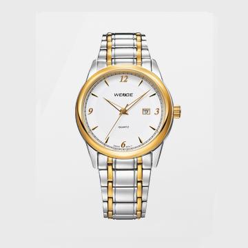威得钢带手表WG-93011