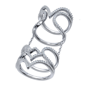 GOSING-时尚弹性戒指