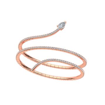 GOSING蛇形环形手环