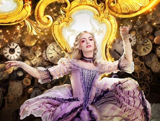 "anne hathaway|演的了软妹当的了御姐""安公主""转"