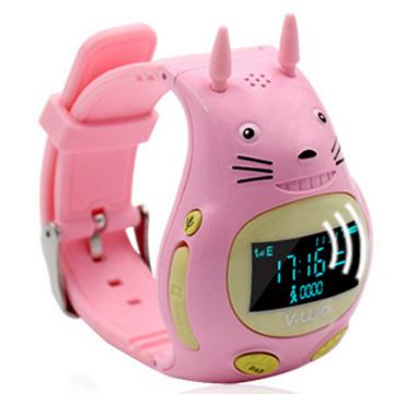 海米尔-粉色智能早教电话手表