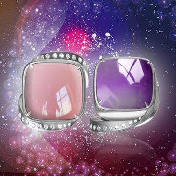 海米尔-镶宝石智能手表
