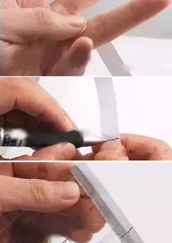 戒指缠绳子方法图解