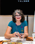 珠寶包含情感 采訪美國手作飾品設計師Christine