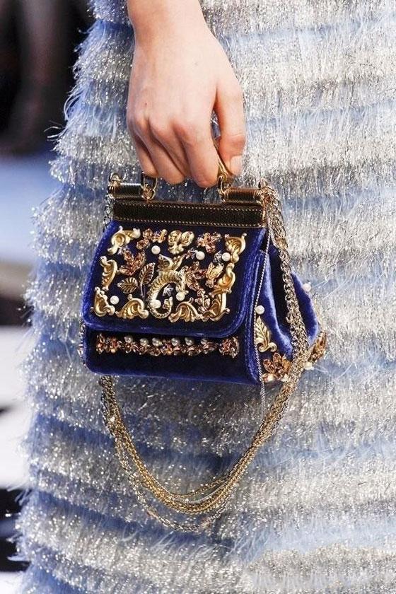 珍珠与香包