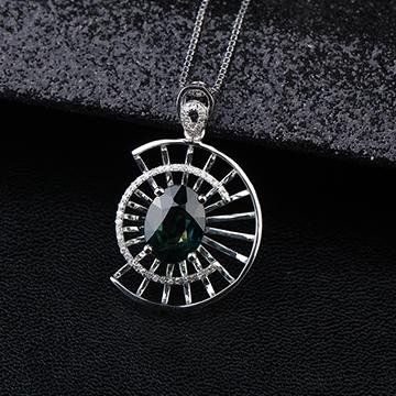 宇彩珠宝S925银饰时尚项链