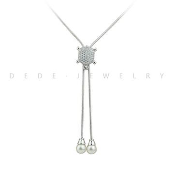 迪迪饰品珍珠项链