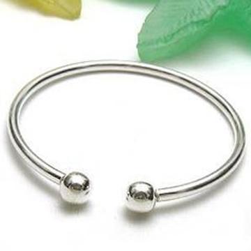 同和裕银楼银饰简约时尚手环