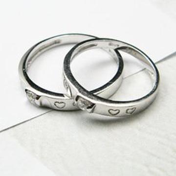 同和裕银楼银饰时尚戒指