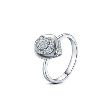 黄金珠宝投资-时尚K金系列美观戒指