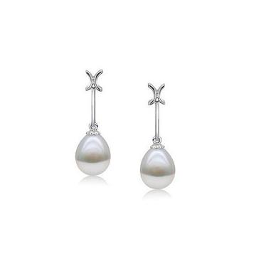 月光珍珠精品珍珠耳饰