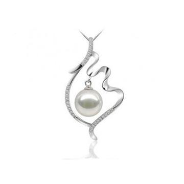 月光珍珠精品珍珠项链