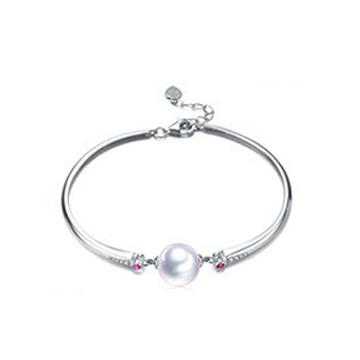 月光珍珠时尚精品珍珠手串