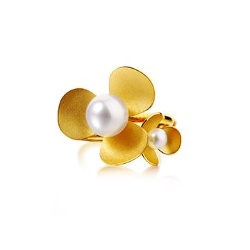 千叶珠宝ingold系列戒指