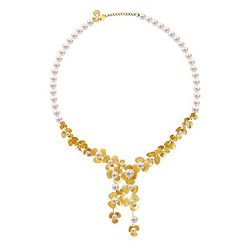 千叶珠宝ingold系列项链