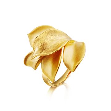 千叶珠宝花嫁系列时尚戒指